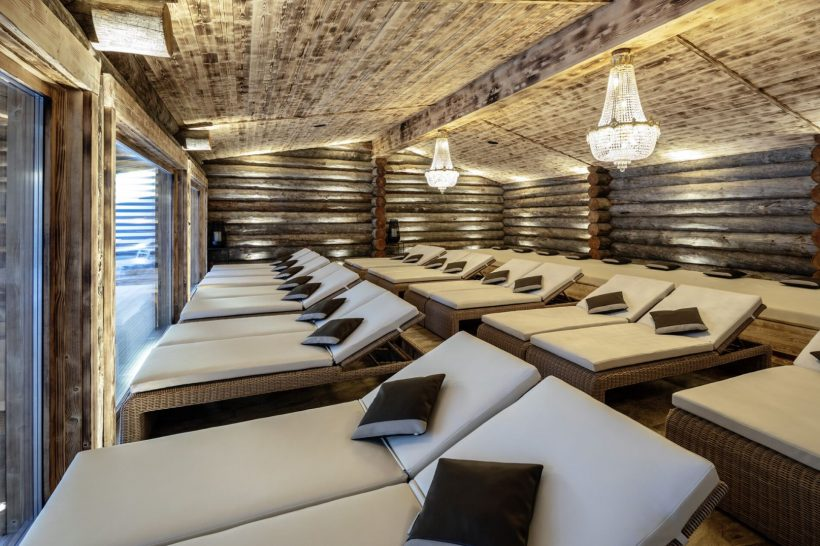 Grand Resort Bad Ragaz Sauna World