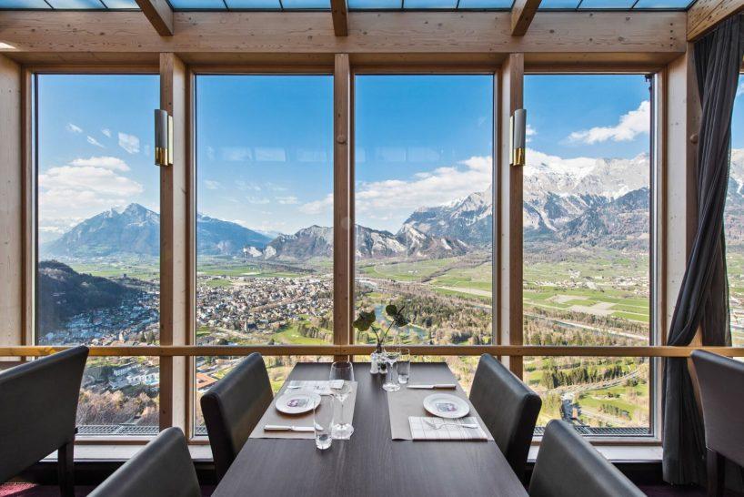 Grand Resort Bad Ragaz Schloss Wartenstein Restaurant