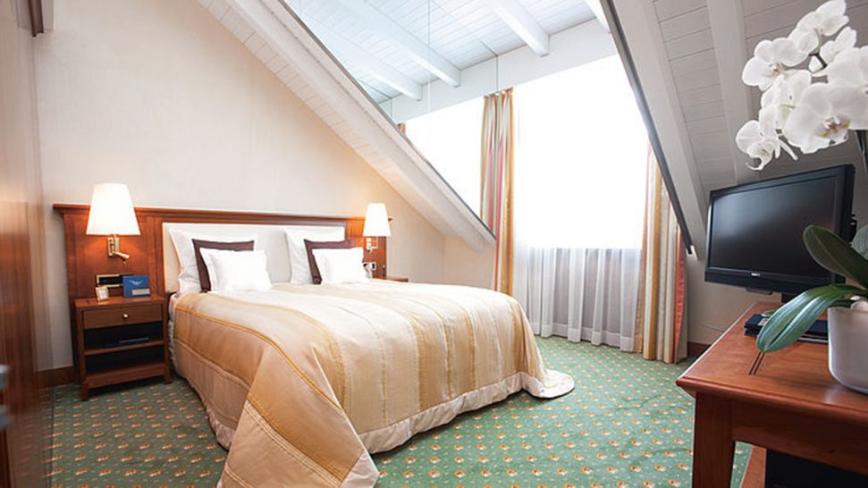 Grand Resort Bad Ragaz Two Bedroom Suite