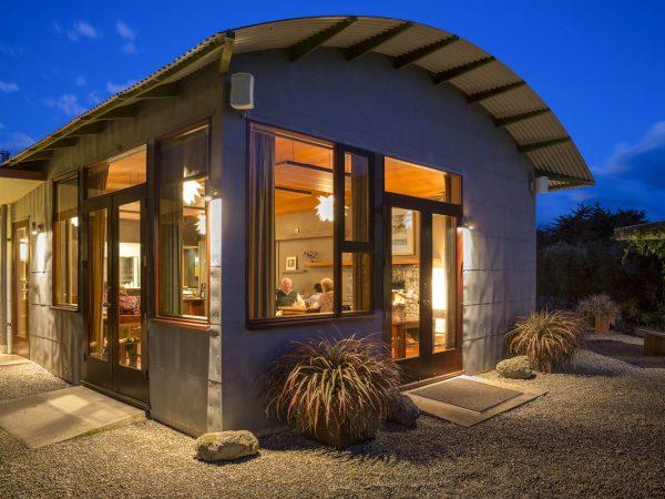 Hapuku Lodage Tree House Dining Room