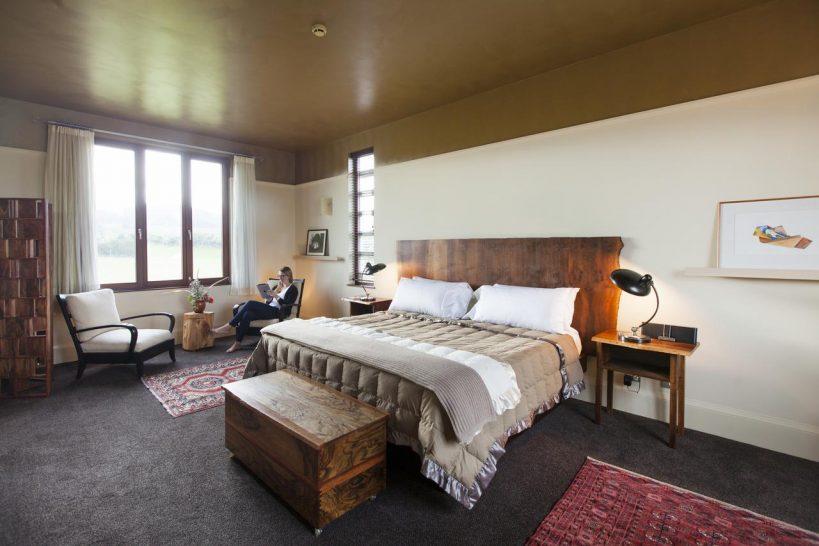 Hapuku Lodge Tree House Lodge Rooms