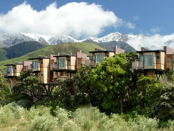 Hapuku Lodge Tree House Tree Houses MtnsPure Awards
