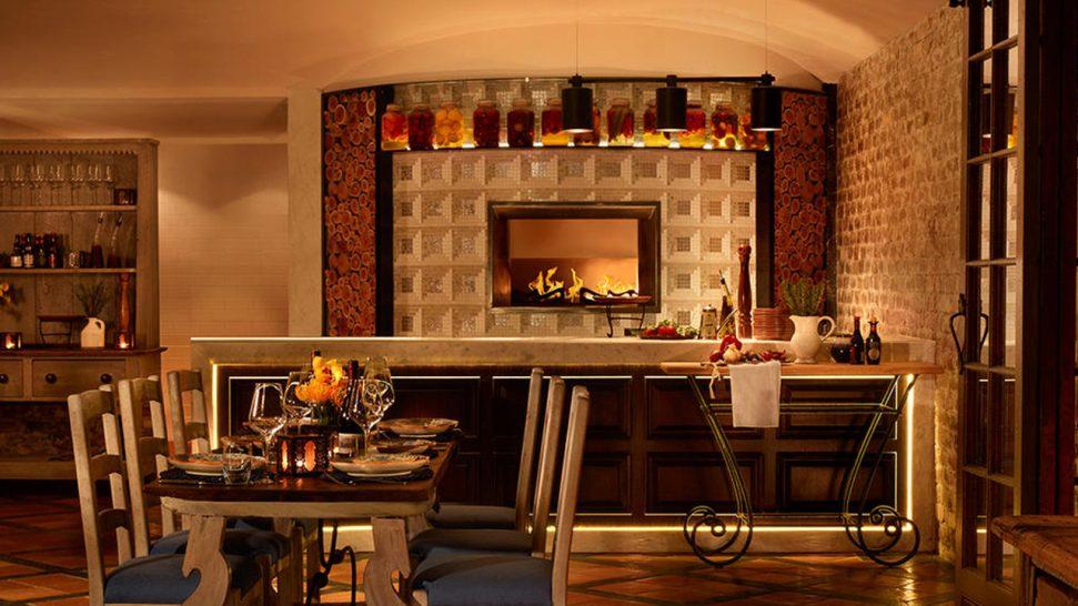 Hayman Island Amici Restaurant