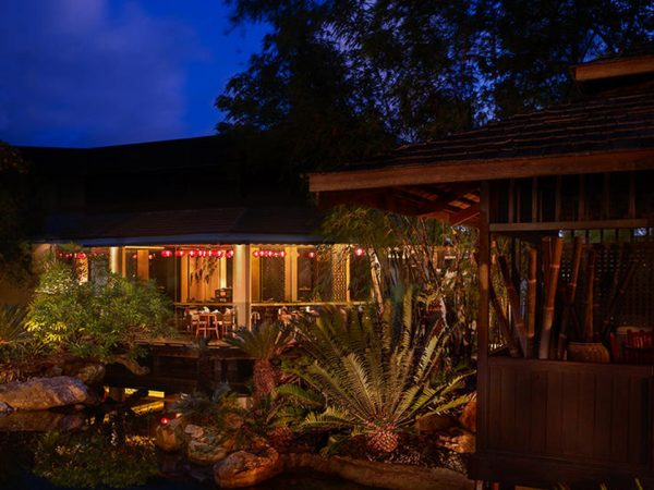 Hayman Island Bamboo Restaurant