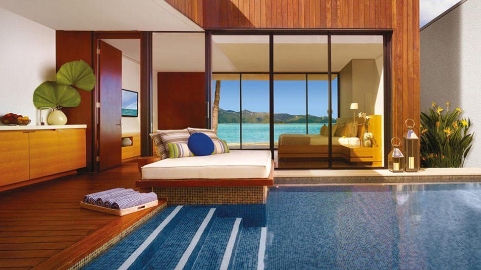 Hayman Island Beach Villa with Pool