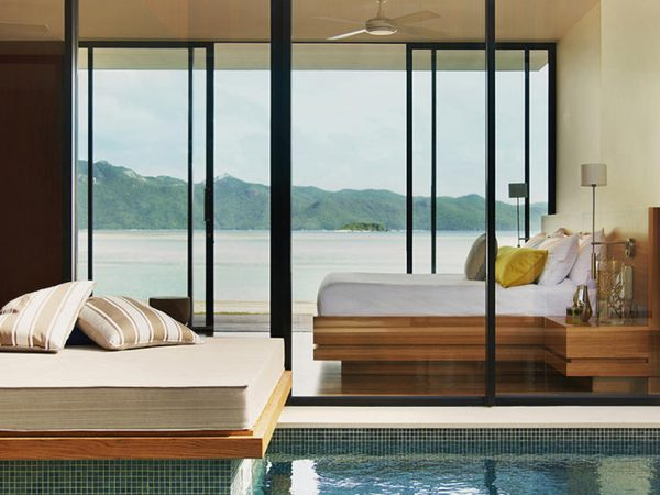 Hayman Island Beach Villa with Pool And Retreat Room
