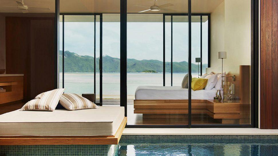 Hayman Island Beach Villa with Pool And Retreat Room