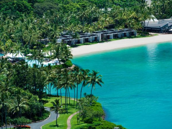 Intercontinental Hayman Island Resort Beach