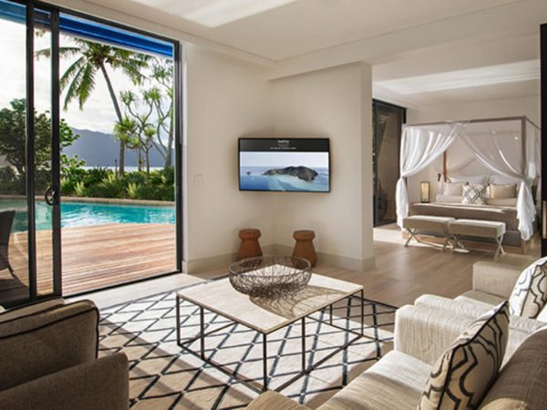 Hayman Island One Bedroom Direct Pool Access Suite