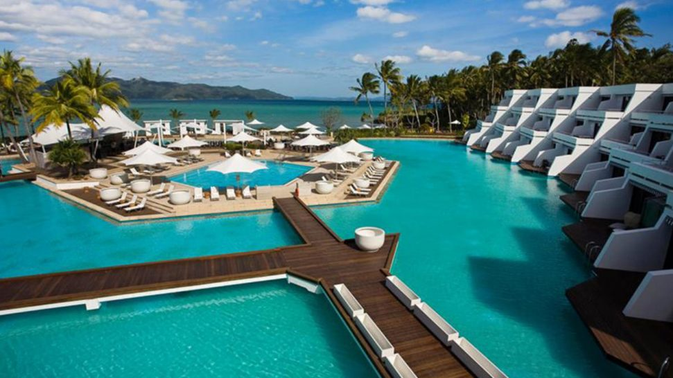 Hayman Island Pool View