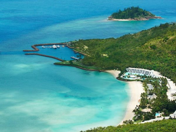 Hayman Island Sea Beach