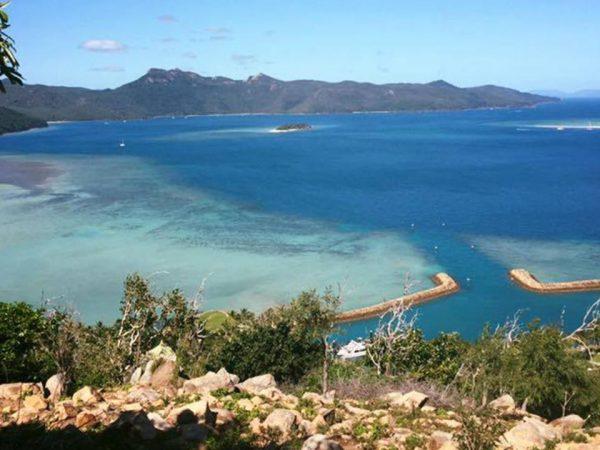 Hayman Island Sea View