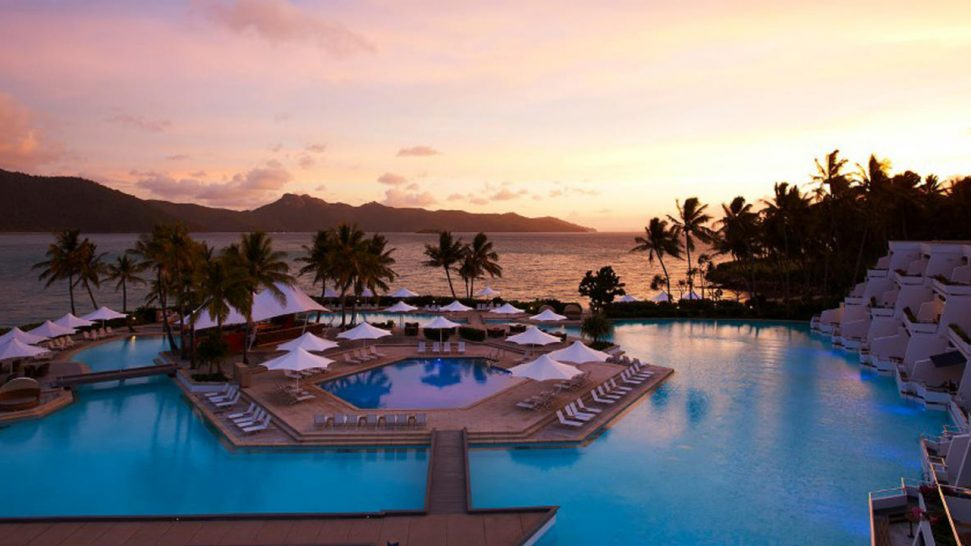 Intercontinental Hayman Island Resort Pool