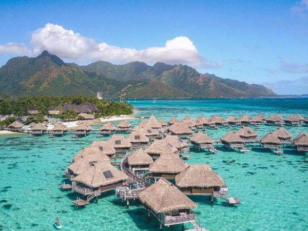 Hilton Moorea Lagoon Resort and Spa Exterior View