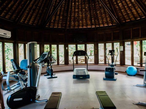 Hilton Moorea Lagoon Resort and Spa Fitness Center