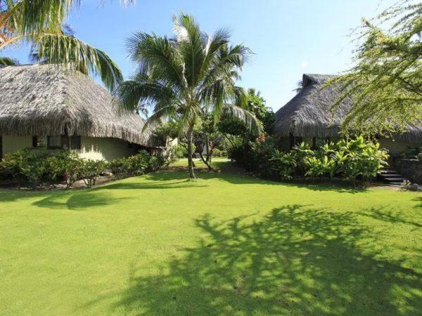 Hilton Moorea Lagoon Resort and Spa King Garden Guestroom