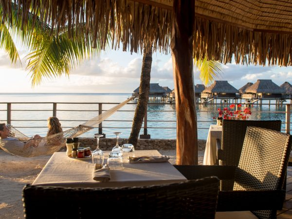 Hilton Moorea Lagoon Resort and Spa Rotui Grill and Bar