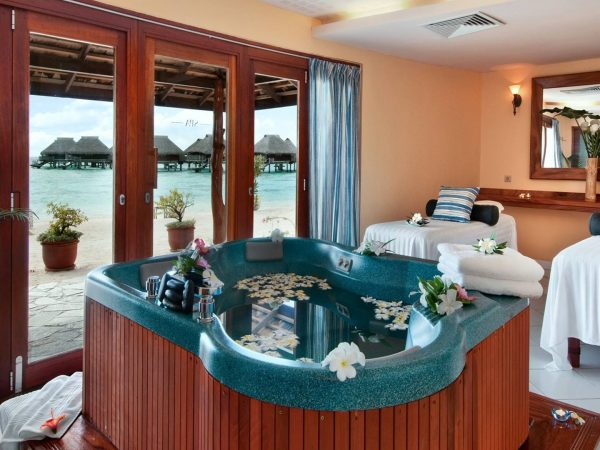 Hilton Moorea Lagoon Resort and Spa Spa Room
