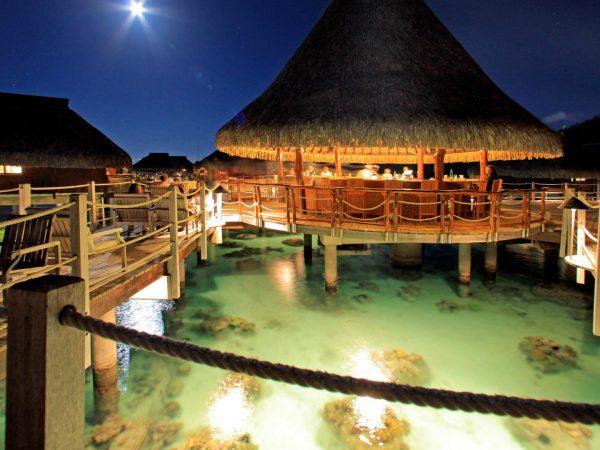 Hilton Moorea Lagoon Resort and Spa Toatea