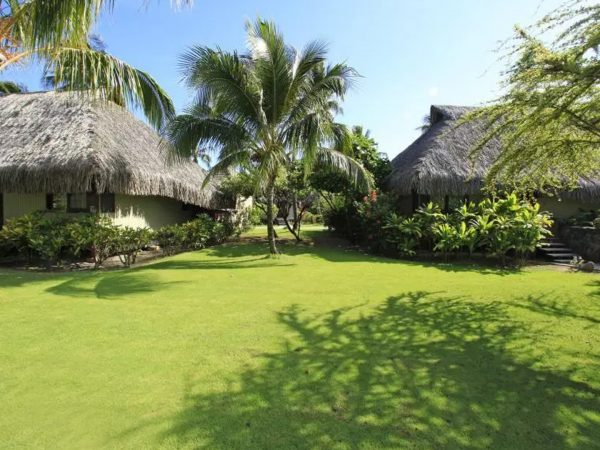 Hilton Moorea Lagoon Resort and Spa Twin Garden Bungalow with Private Pool