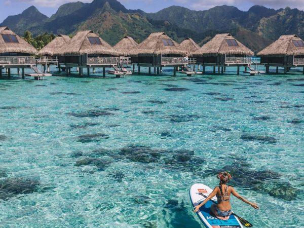 Hilton Moorea Lagoon Resort and Spa Water Sports