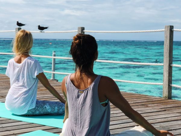 Hilton Moorea Lagoon Resort and Spa Yoga
