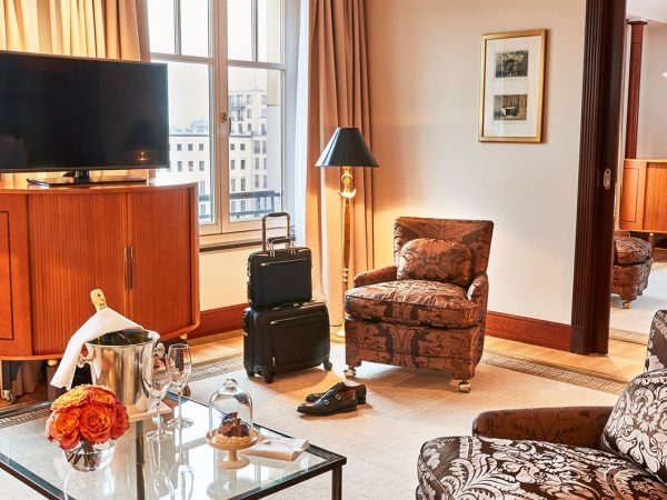 Hotel Adlon Kempinski Berlin Brandenburg Gate Suite