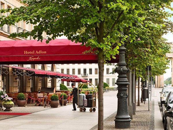 Hotel Adlon Kempinski Berlin Factshotel