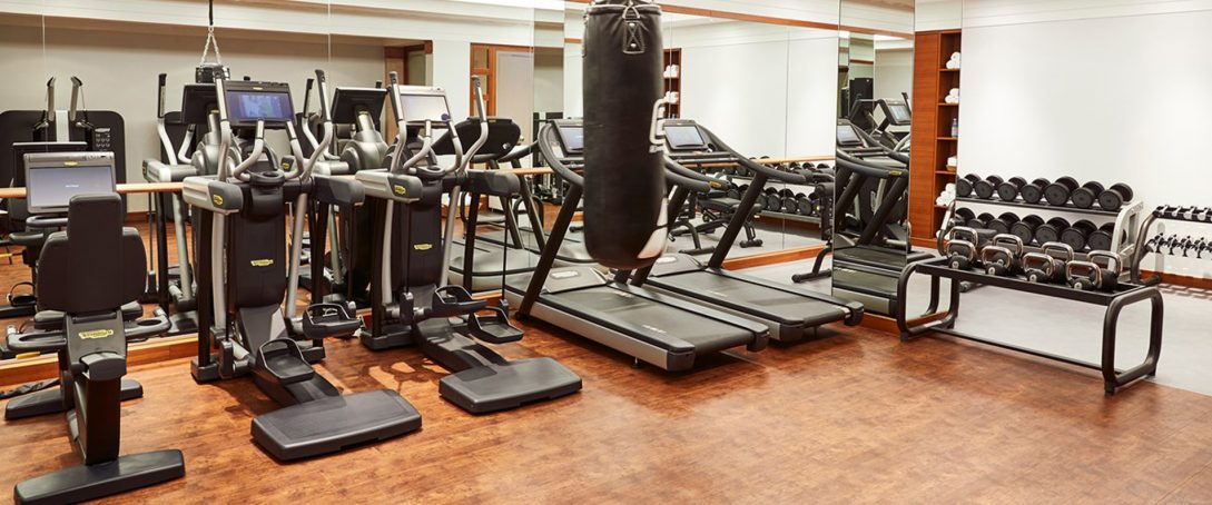 Hotel Adlon Kempinski Berlin Gym