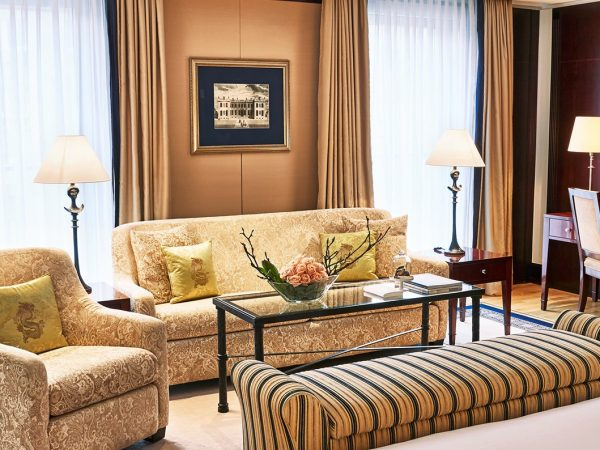 Hotel Adlon Kempinski Berlin Junior Suite