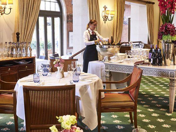 Hotel Adlon Kempinski Berlin Restaurant Quarre