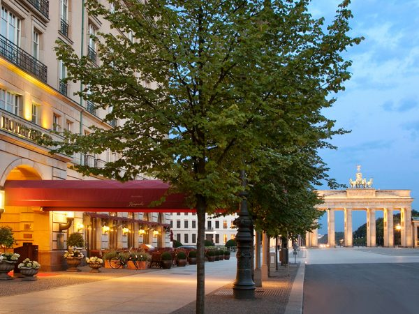 Hotel Adlon Kempinski Berlin Spa