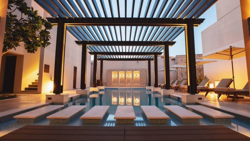 Hotel Al Bait Sharjah Pool