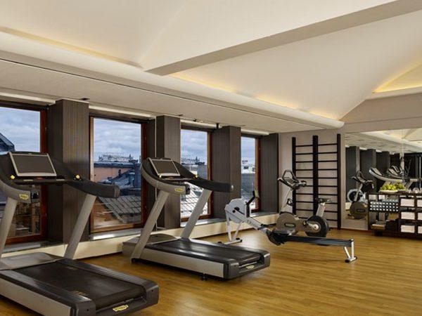 Hotel Kamp Gym