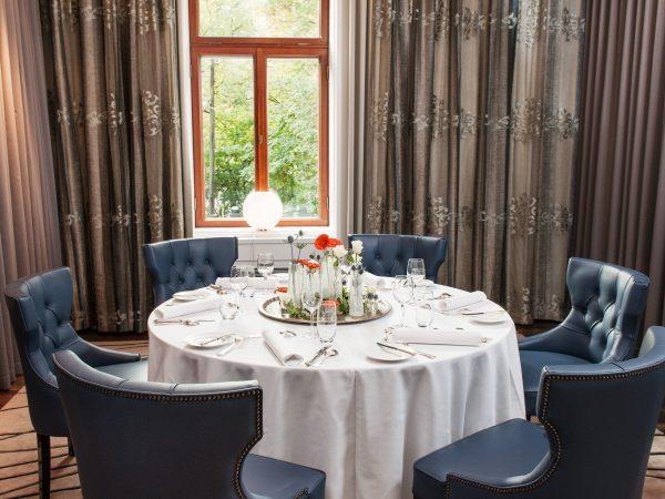 Hotel Kamp Private DiningHotel K?mp Private Dining