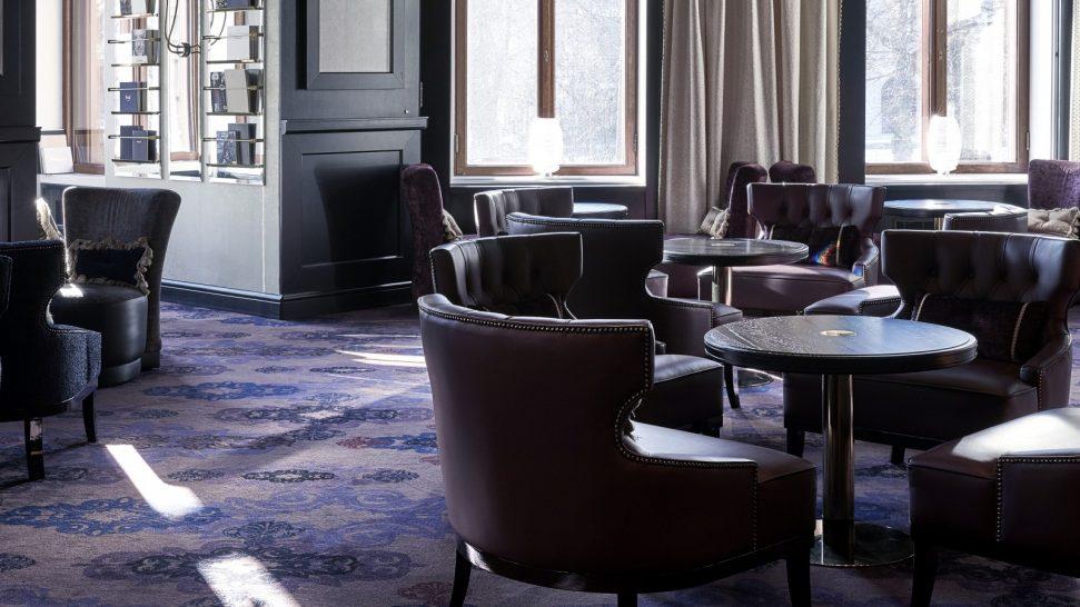 Hotel Kamp Upper Lounge