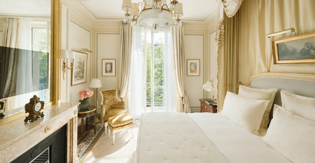 Hotel Ritz Paris Chambre Eexecutive