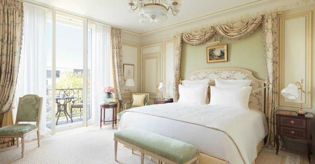 Hotel Ritz Paris Deluxe Room