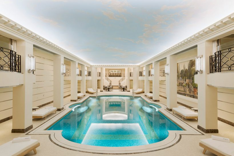 Hotel Ritz Paris Pool