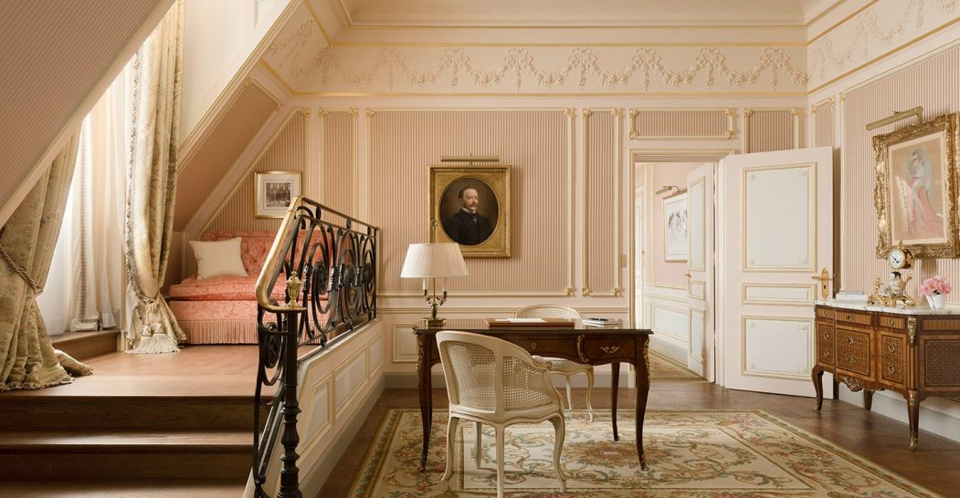 Hotel Ritz Paris Suite Cesar