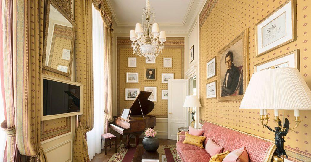Hotel Ritz Paris Suite Chopin