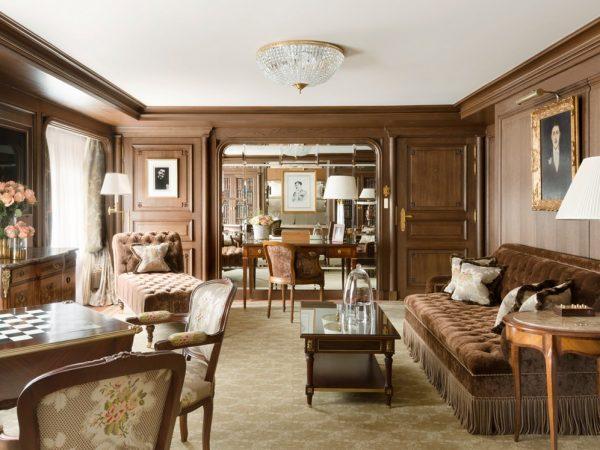Hotel Ritz Paris Suite Marcel Proust