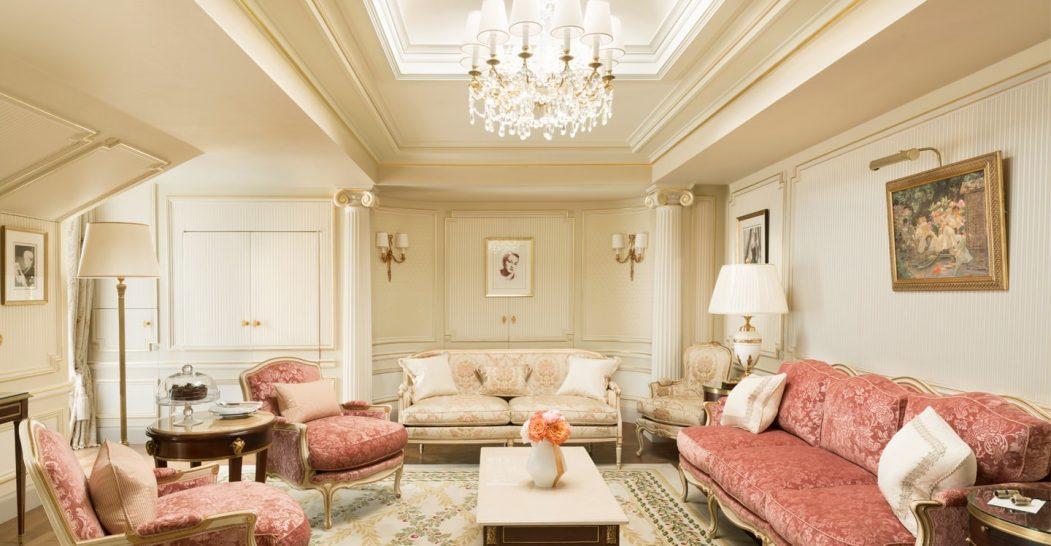 Hotel Ritz Paris Suite Maria Callas