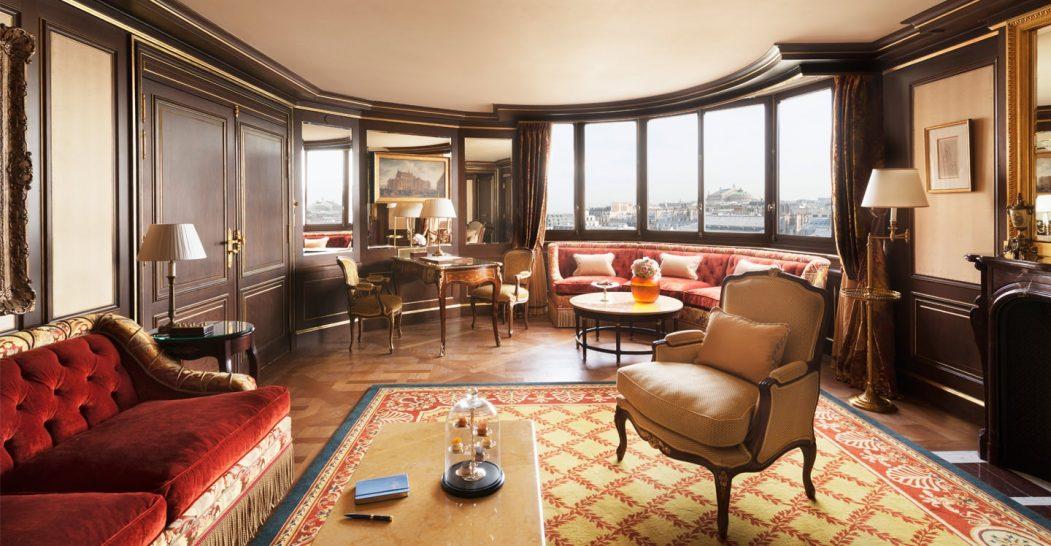 Hotel Ritz Paris Suite Opera