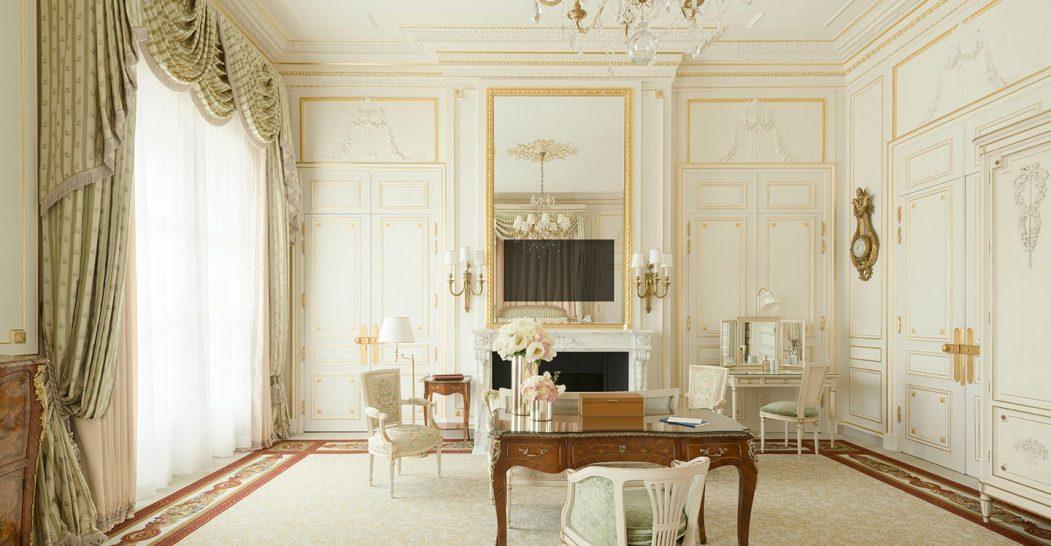 Hotel Ritz Paris Suite Vendome