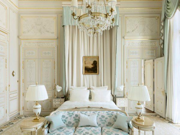 Hotel Ritz Paris Suite Windsor