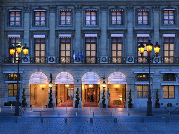 Ritz Paris Night View