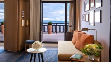 Hotel Royal Evian Resort Exclusive Junior Suite Lake Geneva View