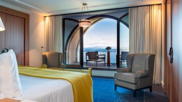 Hotel Royal Evian Resort Exclusive President Suite Lake Geneva View