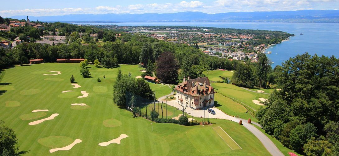 Hotel Royal Evian Resort Golf Club